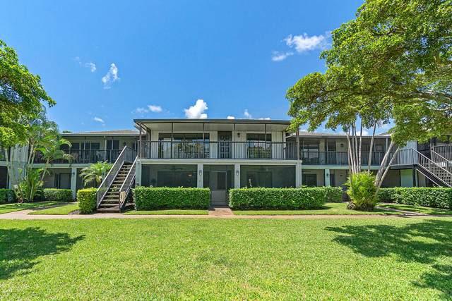2920 Florida Boulevard #114, Delray Beach, FL 33483 (MLS #RX-10631123) :: Berkshire Hathaway HomeServices EWM Realty