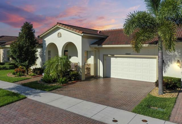 10245 SW Reggiani Road, Port Saint Lucie, FL 34986 (#RX-10631125) :: Ryan Jennings Group