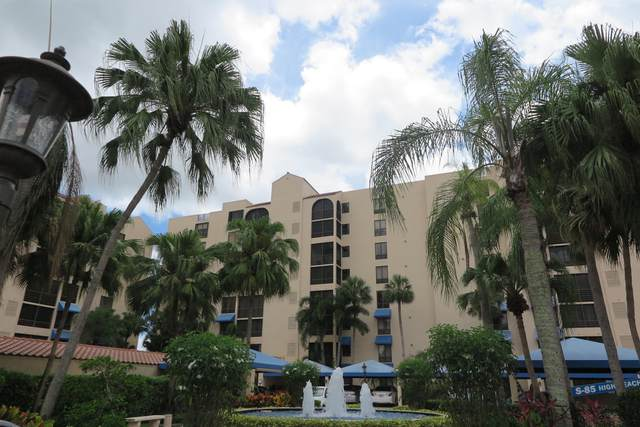 7202 Promenade Drive #602, Boca Raton, FL 33433 (MLS #RX-10631147) :: The Paiz Group