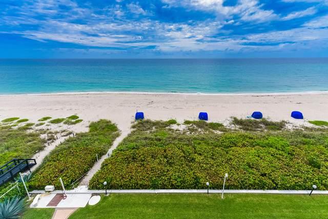 2780 S Ocean Boulevard #601, Palm Beach, FL 33480 (#RX-10631313) :: The Rizzuto Woodman Team