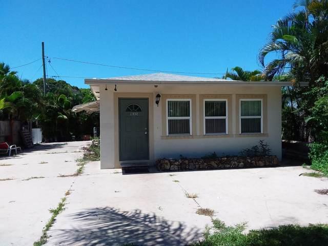 135 Hawthorne Drive, Lake Park, FL 33403 (MLS #RX-10631358) :: Berkshire Hathaway HomeServices EWM Realty