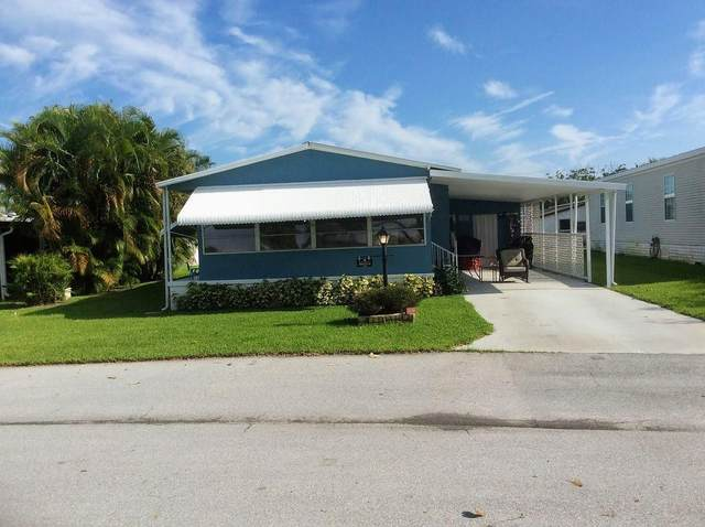 68 NE Tranquil Circle, Jensen Beach, FL 34957 (MLS #RX-10631452) :: Berkshire Hathaway HomeServices EWM Realty