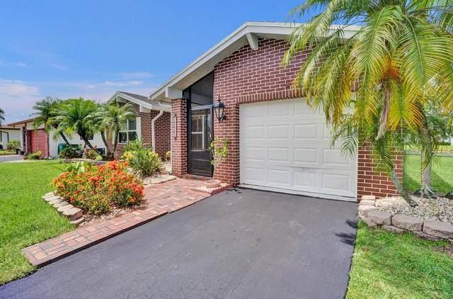 9820 NW 75th Street, Tamarac, FL 33321 (MLS #RX-10631453) :: Castelli Real Estate Services