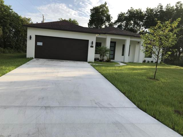 1089 SW Dartmouth Avenue, Port Saint Lucie, FL 34953 (#RX-10631577) :: Ryan Jennings Group
