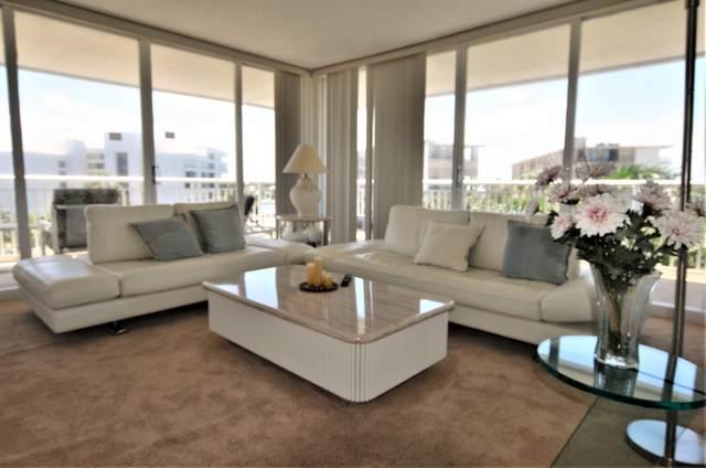 3546 S Ocean Boulevard #511, South Palm Beach, FL 33480 (#RX-10631652) :: Posh Properties