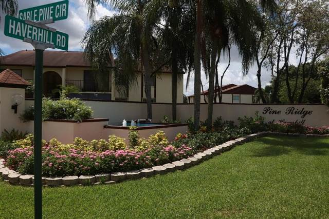 4992 Sable Pine Circle A1, West Palm Beach, FL 33417 (#RX-10631715) :: The Reynolds Team/ONE Sotheby's International Realty