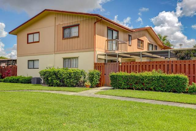 4235 S Landar Drive D, Lake Worth, FL 33463 (#RX-10631726) :: Real Estate Authority