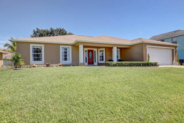 3405 SE Bevil Avenue, Port Saint Lucie, FL 34984 (#RX-10631806) :: Ryan Jennings Group