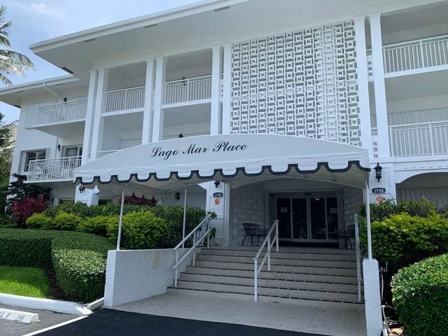 1750 S Ocean Lane #201, Fort Lauderdale, FL 33316 (MLS #RX-10631815) :: Berkshire Hathaway HomeServices EWM Realty