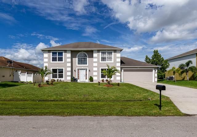1622 SW Mcallister Lane, Port Saint Lucie, FL 34953 (#RX-10631892) :: Ryan Jennings Group