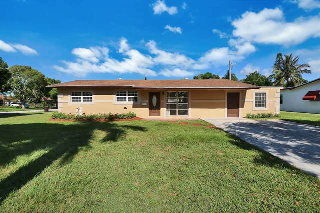 2023 Ware Drive, West Palm Beach, FL 33409 (#RX-10631954) :: Ryan Jennings Group