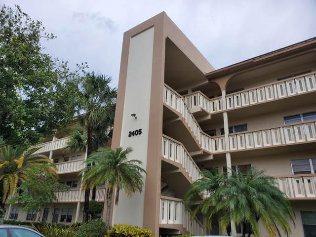 2405 Antigua Cr Circle M4, Coconut Creek, FL 33066 (MLS #RX-10632014) :: Berkshire Hathaway HomeServices EWM Realty