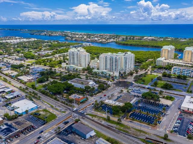 350 N Federal Highway #610, Boynton Beach, FL 33435 (MLS #RX-10632017) :: Berkshire Hathaway HomeServices EWM Realty