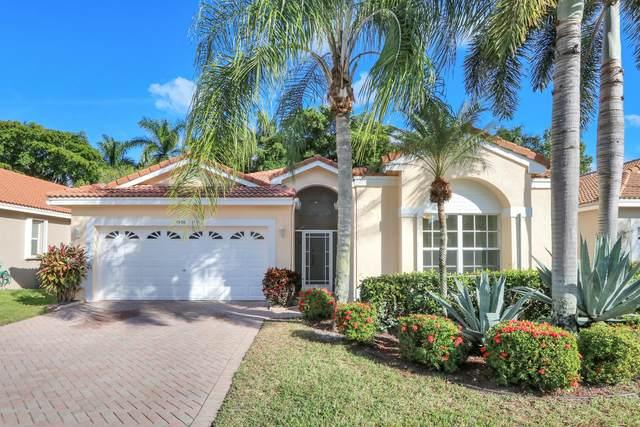 9796 Lemonwood Drive, Boynton Beach, FL 33437 (#RX-10632066) :: Ryan Jennings Group