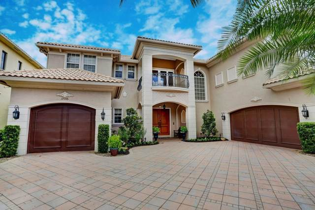 17705 Middlebrook Way, Boca Raton, FL 33496 (MLS #RX-10632108) :: Berkshire Hathaway HomeServices EWM Realty