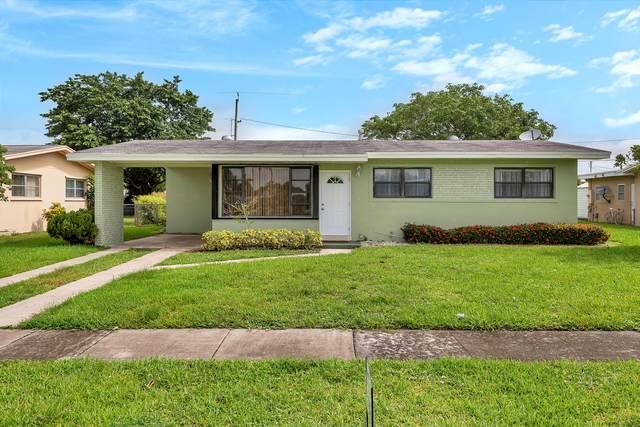 168 Granada Drive, Palm Springs, FL 33461 (#RX-10632148) :: Ryan Jennings Group