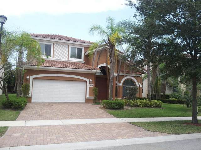 870 Gazetta Way, West Palm Beach, FL 33413 (MLS #RX-10632229) :: Berkshire Hathaway HomeServices EWM Realty