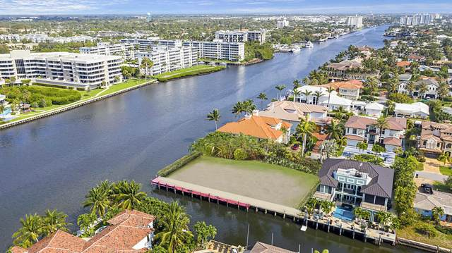 1004 Rhodes Villa Avenue, Delray Beach, FL 33483 (MLS #RX-10632235) :: Berkshire Hathaway HomeServices EWM Realty