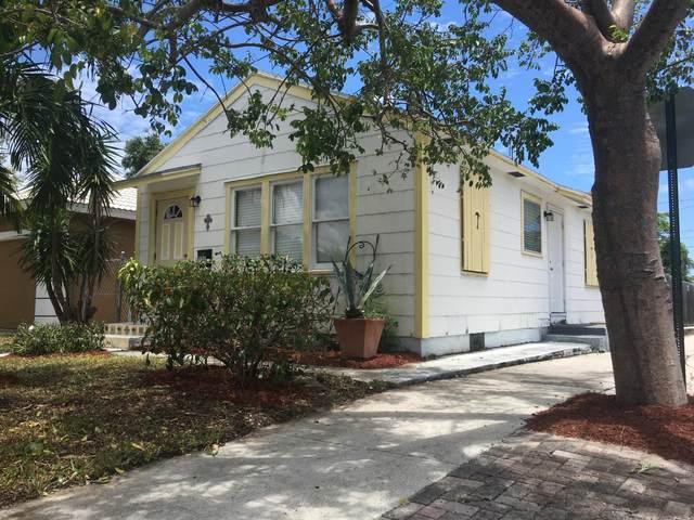 502 N C Street, Lake Worth Beach, FL 33460 (#RX-10632249) :: Ryan Jennings Group
