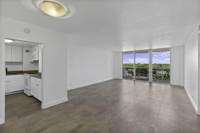 2800 N Flagler Drive #914, West Palm Beach, FL 33407 (MLS #RX-10632263) :: Berkshire Hathaway HomeServices EWM Realty