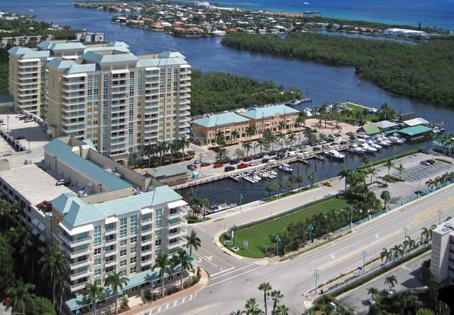100 NE 6th Street #509, Boynton Beach, FL 33435 (#RX-10632272) :: The Reynolds Team/ONE Sotheby's International Realty