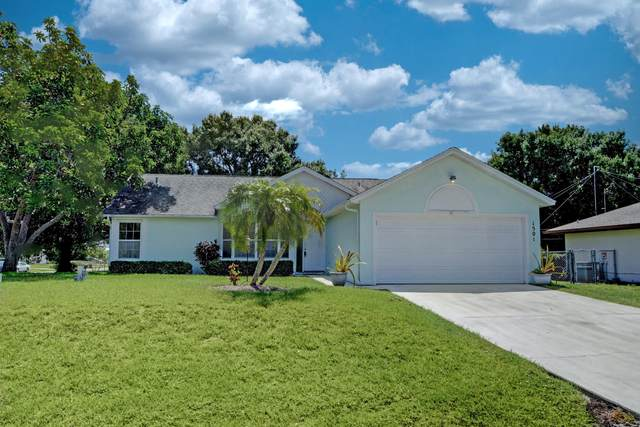 1501 SW Curry Street, Port Saint Lucie, FL 34983 (#RX-10632293) :: Ryan Jennings Group
