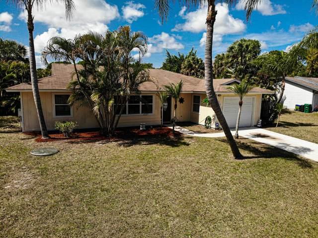 985 SW Harvard Road, Port Saint Lucie, FL 34953 (#RX-10632323) :: Ryan Jennings Group