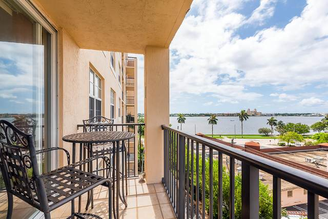 1801 N Flagler Drive #614, West Palm Beach, FL 33407 (#RX-10632373) :: The Power of 2 | Century 21 Tenace Realty