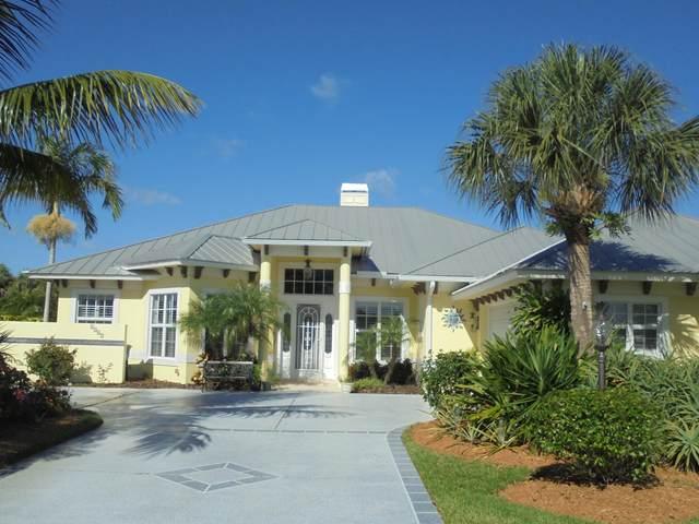 4349 Gator Trace Circle, Fort Pierce, FL 34982 (#RX-10632390) :: Ryan Jennings Group