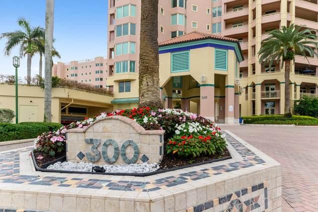 300 SE 5th Avenue #3150, Boca Raton, FL 33432 (#RX-10632397) :: Signature International Real Estate