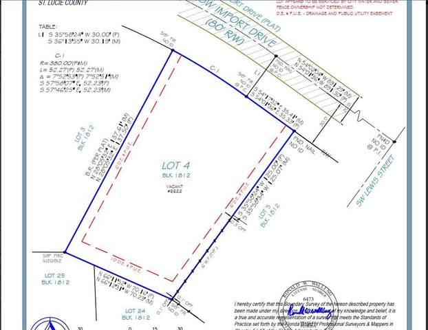2622 SW Import Drive, Port Saint Lucie, FL 34953 (#RX-10632460) :: Ryan Jennings Group