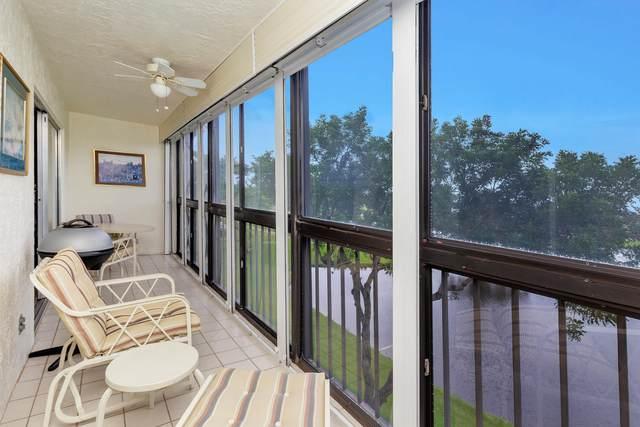 7146 Huntington Lane #406, Delray Beach, FL 33446 (#RX-10632497) :: Ryan Jennings Group