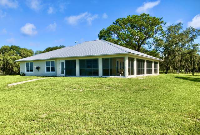 14151 E Center Street, Okeechobee, FL 34974 (MLS #RX-10632498) :: The Jack Coden Group