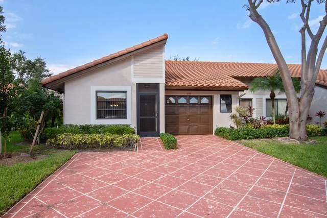 6199 Kings Gate Circle, Delray Beach, FL 33484 (#RX-10632510) :: Ryan Jennings Group