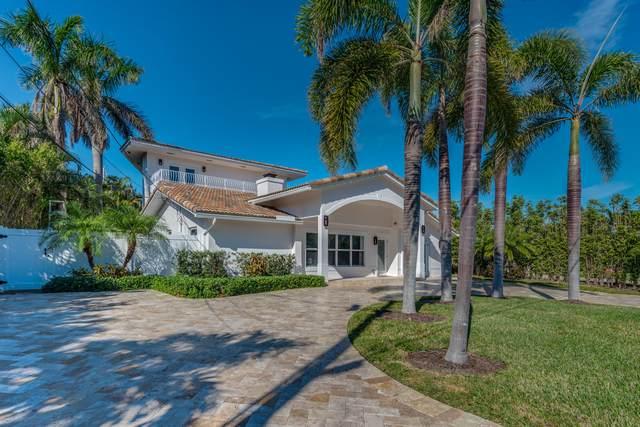 5533 Rico Drive, Boca Raton, FL 33487 (MLS #RX-10632520) :: The Jack Coden Group