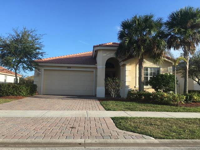 2279 Newport Isles Boulevard, Port Saint Lucie, FL 34953 (MLS #RX-10632555) :: THE BANNON GROUP at RE/MAX CONSULTANTS REALTY I