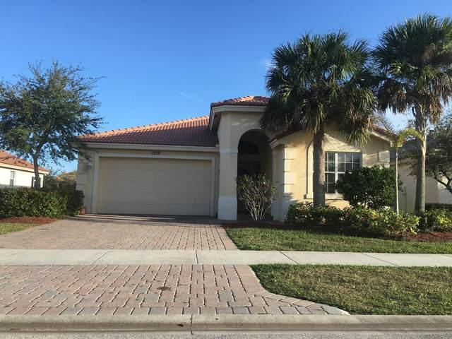 2279 Newport Isles Boulevard, Port Saint Lucie, FL 34953 (MLS #RX-10632555) :: Miami Villa Group