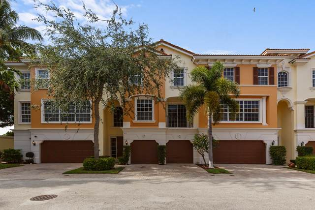 605 NE Francesca Lane, Boca Raton, FL 33487 (#RX-10632601) :: Real Estate Authority