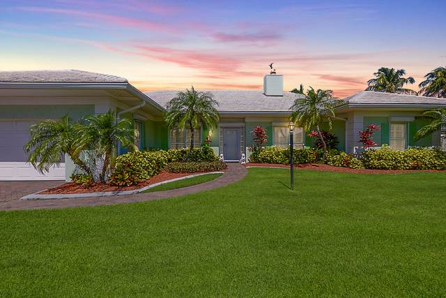 135 Parliament Court, Hutchinson Island, FL 34949 (MLS #RX-10632606) :: Berkshire Hathaway HomeServices EWM Realty