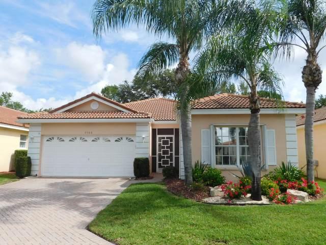 9588 Honeybell Circle, Boynton Beach, FL 33437 (#RX-10632634) :: Ryan Jennings Group