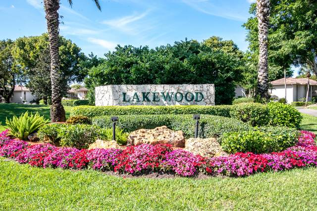 7847 Lakeside Boulevard #1082, Boca Raton, FL 33434 (#RX-10632653) :: Ryan Jennings Group