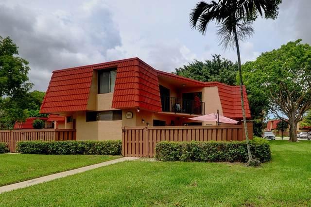 8285 Severn Drive D, Boca Raton, FL 33433 (#RX-10632769) :: Ryan Jennings Group