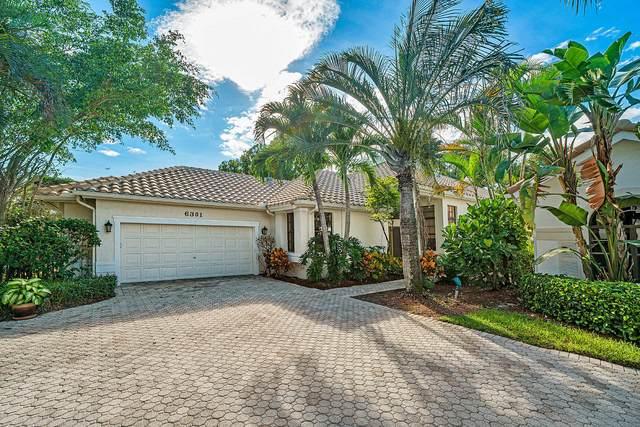 6301 NW 25th Way, Boca Raton, FL 33496 (MLS #RX-10632790) :: Berkshire Hathaway HomeServices EWM Realty