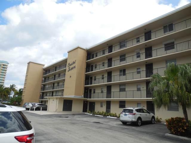 720 E Ocean Avenue #407, Boynton Beach, FL 33435 (#RX-10632792) :: The Rizzuto Woodman Team