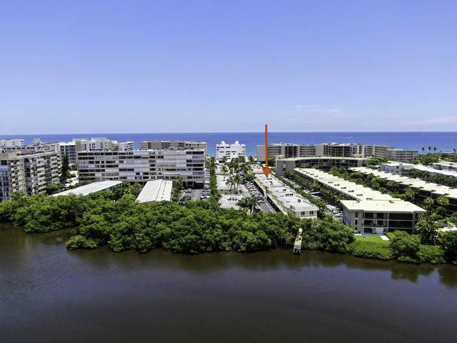 3601 S Ocean Boulevard #404, South Palm Beach, FL 33480 (MLS #RX-10632824) :: Berkshire Hathaway HomeServices EWM Realty