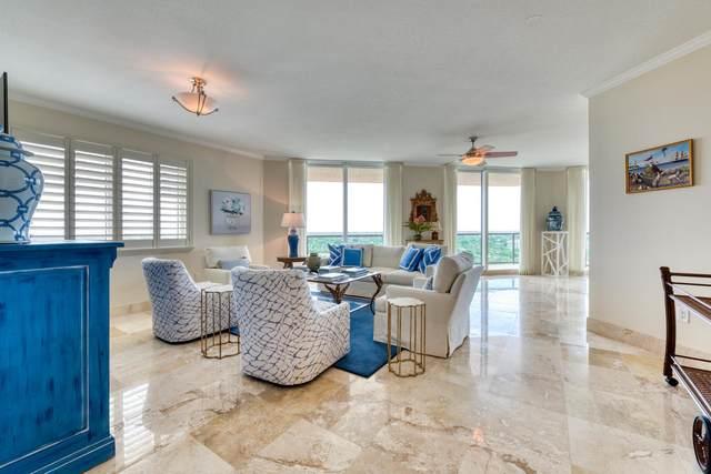 3610 Gardens Parkway 1005A, Palm Beach Gardens, FL 33410 (MLS #RX-10632837) :: Berkshire Hathaway HomeServices EWM Realty