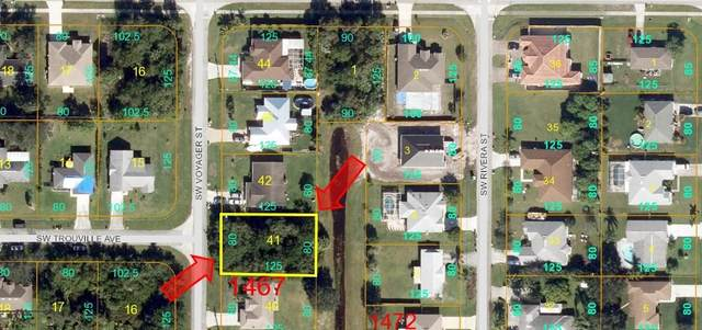3443 SW Voyager Street, Port Saint Lucie, FL 34953 (#RX-10632861) :: Ryan Jennings Group