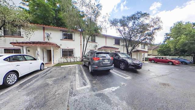 11608 NW 35th Court E-2, Coral Springs, FL 33065 (MLS #RX-10632877) :: Castelli Real Estate Services