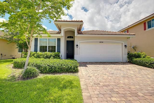 5634 Caranday Palm Drive, Greenacres, FL 33463 (#RX-10632885) :: Ryan Jennings Group