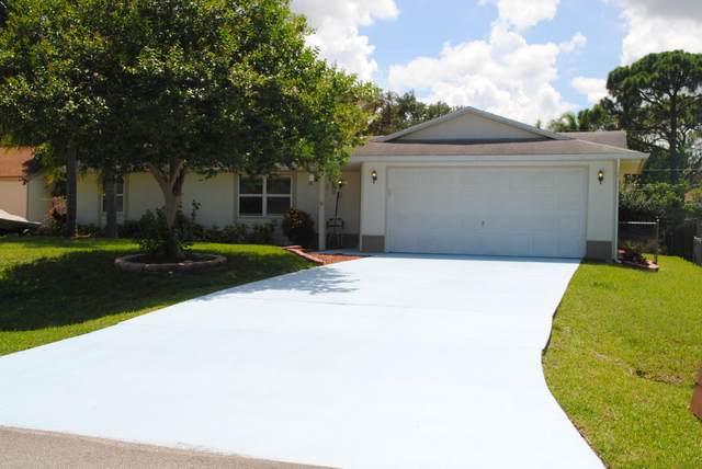 1150 SW Jumper Street, Port Saint Lucie, FL 34983 (#RX-10632892) :: Ryan Jennings Group